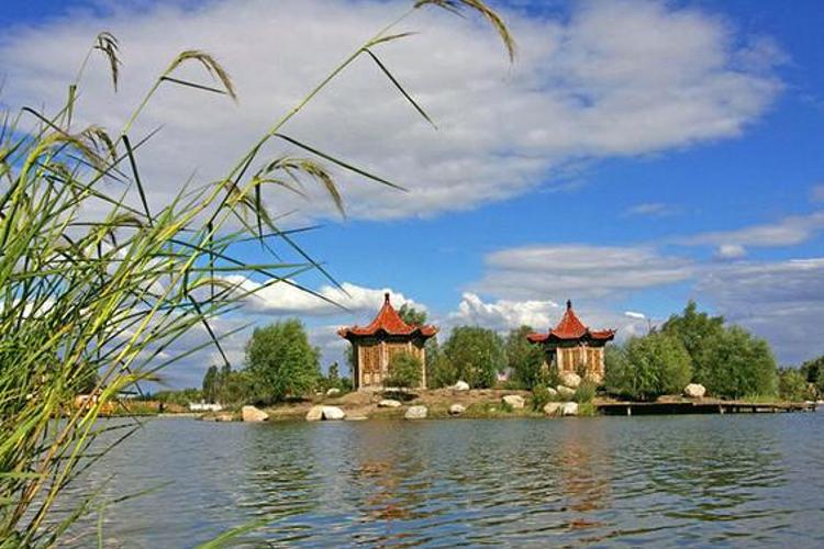 南湖公园旅游