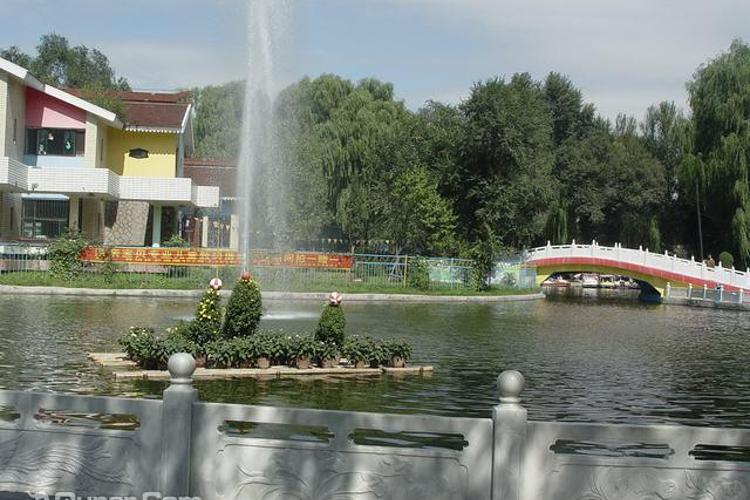 尚志公园旅游