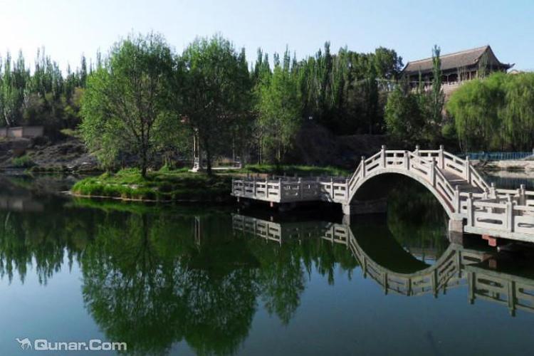 永昌北海子公园旅游