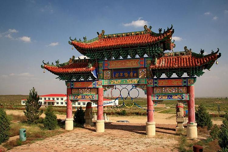 苏里格庙旅游
