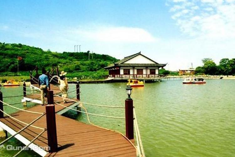 半岛渔乐园旅游