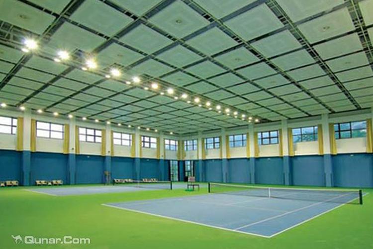 国际体育健身运动中心旅游