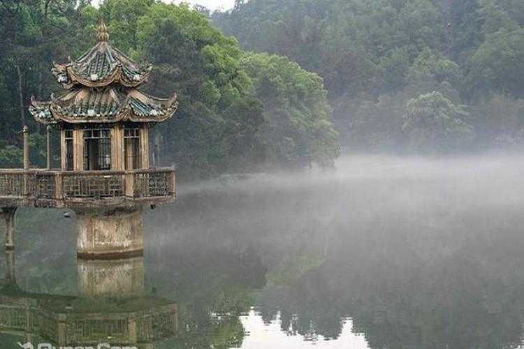 石花山公园旅游