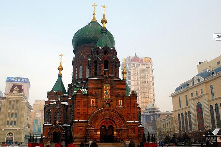 圣·阿列克谢耶夫教堂旅游