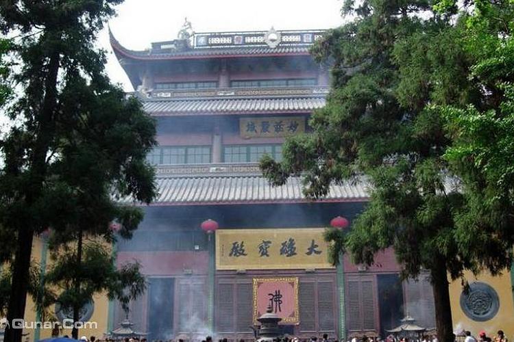 珠海寺旅游