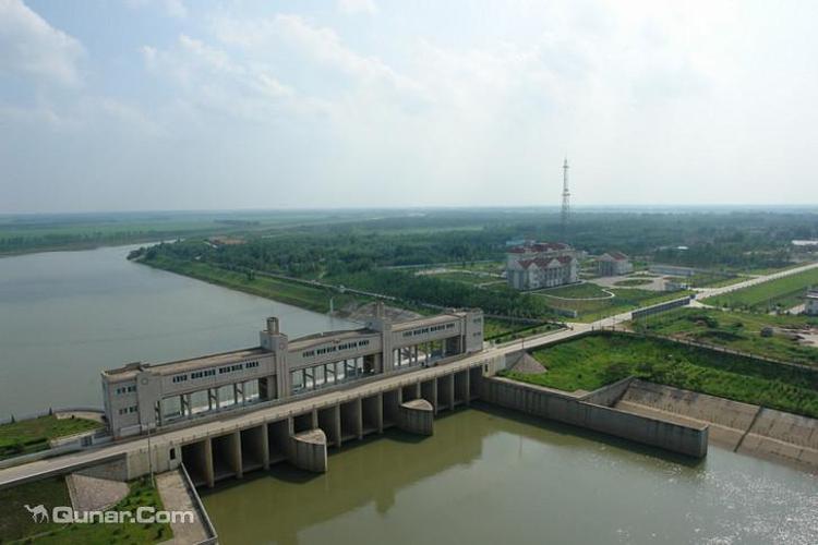 三峡副坝旅游