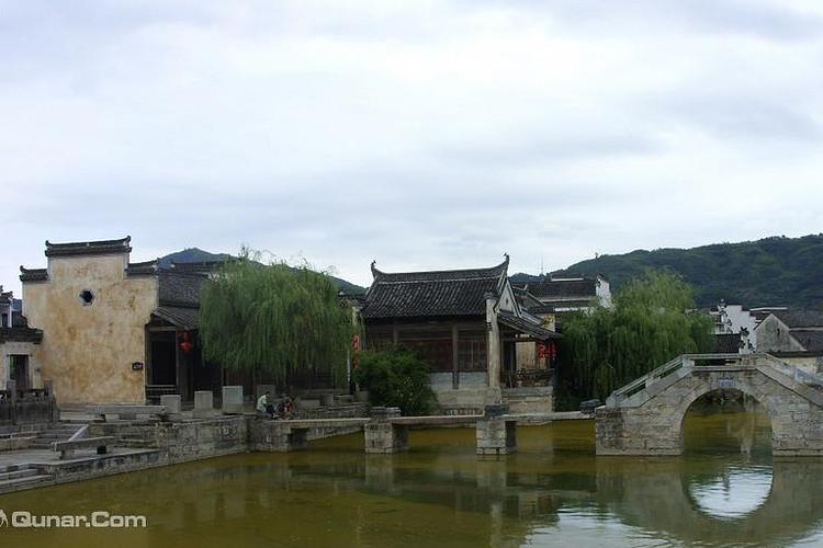 杨柳村旅游