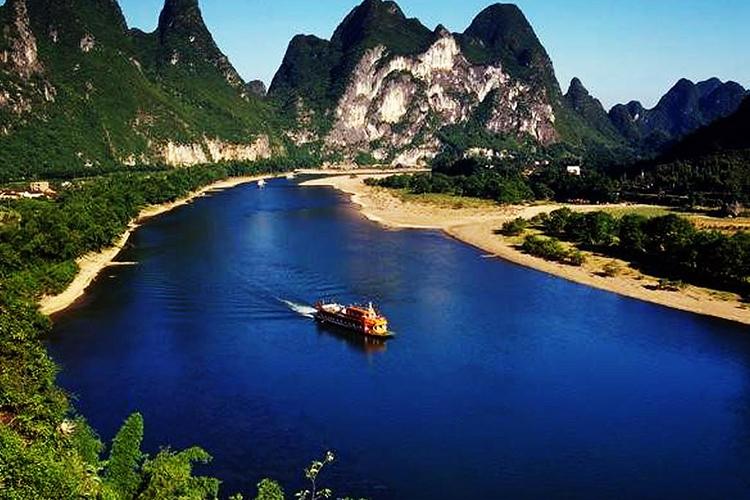 刘三姐水上公园旅游