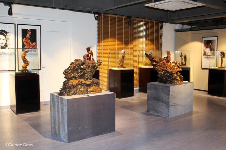上海尊木艺术馆旅游