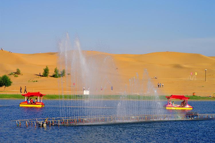 大沙头生态文化区旅游