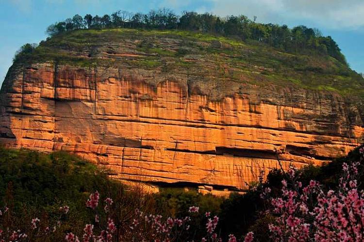 方岩风景名胜区旅游