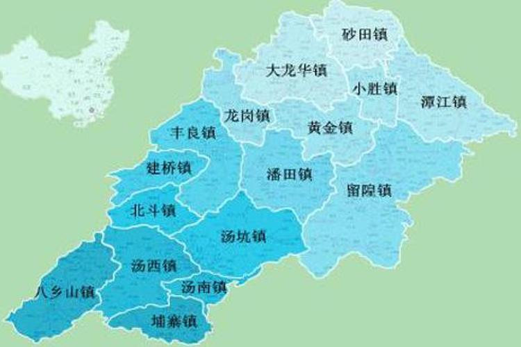 丰顺县旅游