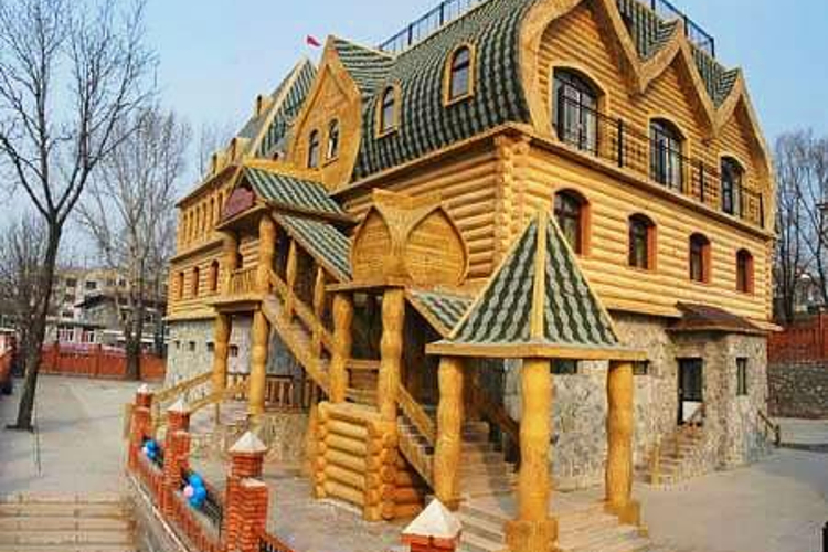 俄罗斯风情园旅游