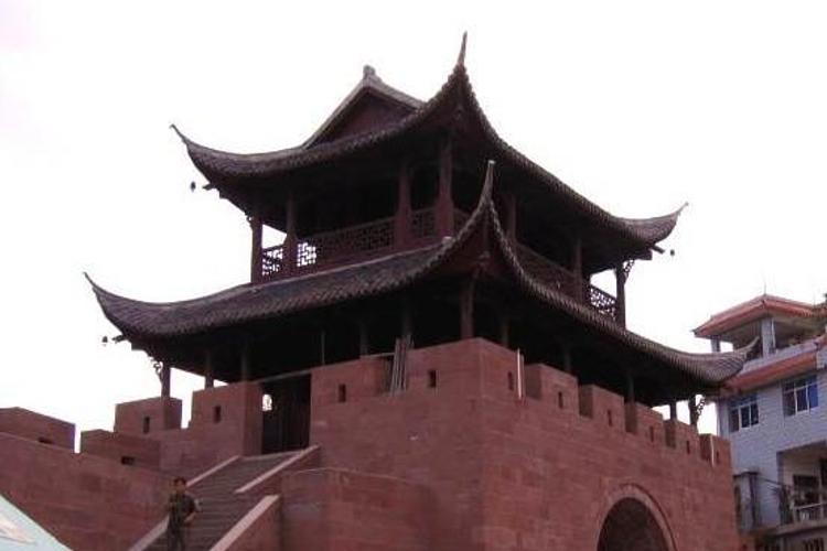 东门城楼旅游