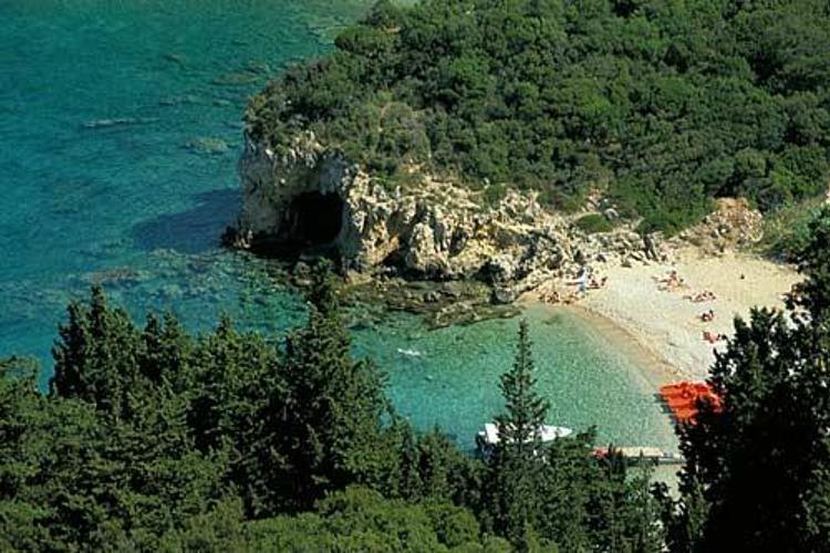 科孚岛旅游