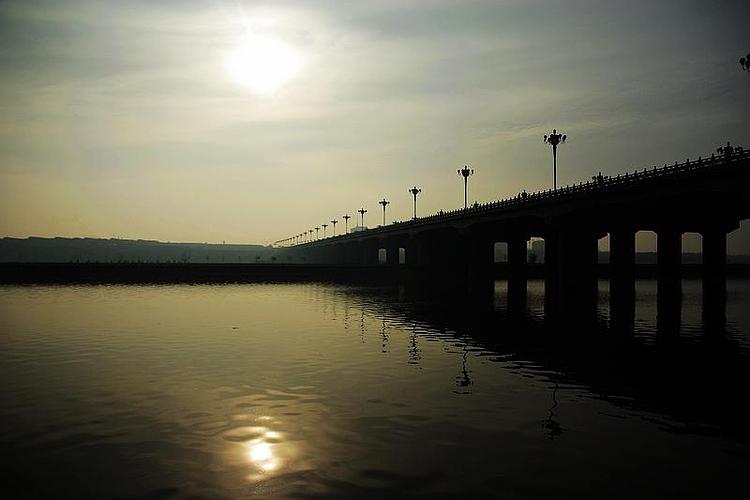 御河生态园旅游