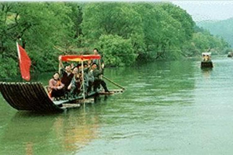 九井河旅游
