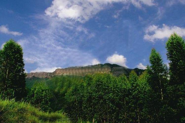 平天山国家森林公园旅游