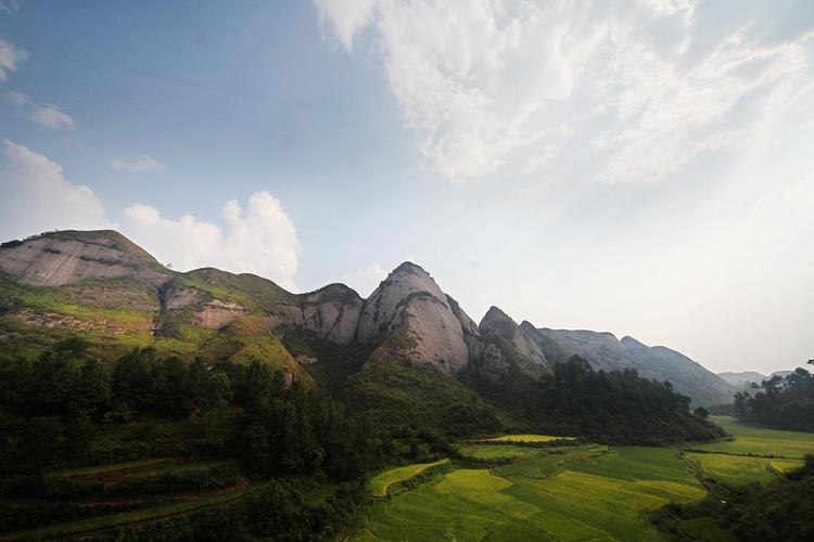 金钟山旅游