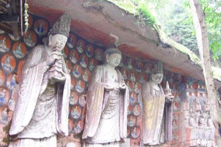 石篆山旅游