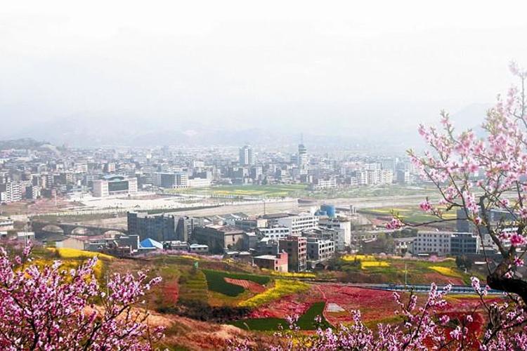 郧西县旅游