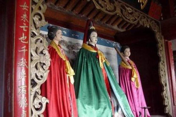 孟姜女贞烈祠旅游