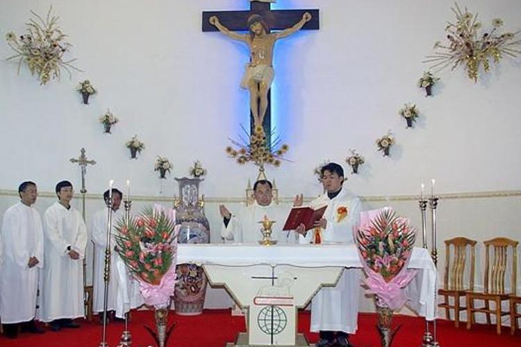 柳州市天主教爱国会旅游