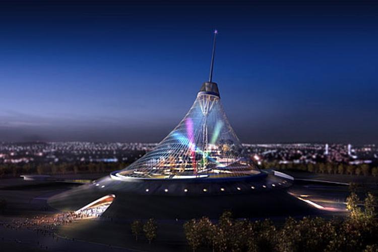 哈萨克斯坦旅游