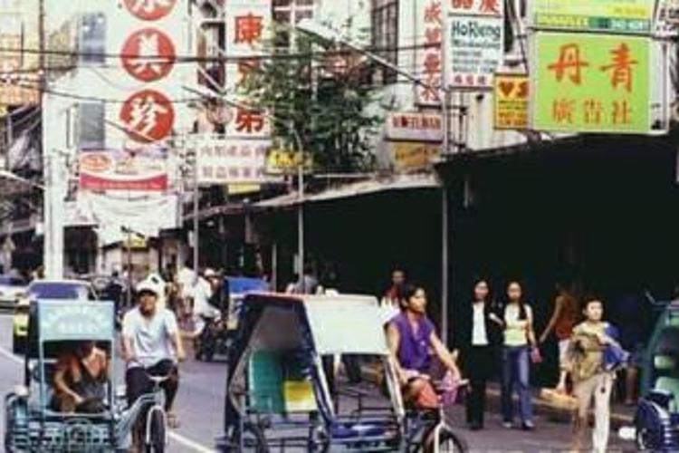 中国城旅游