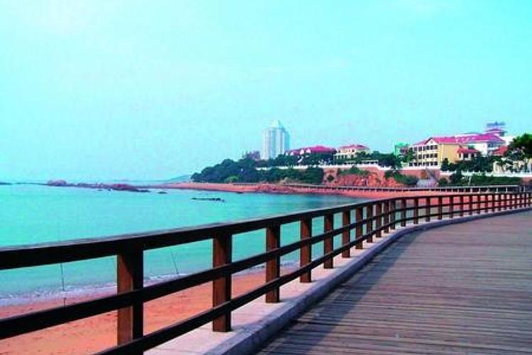 海滨休疗旅游区旅游