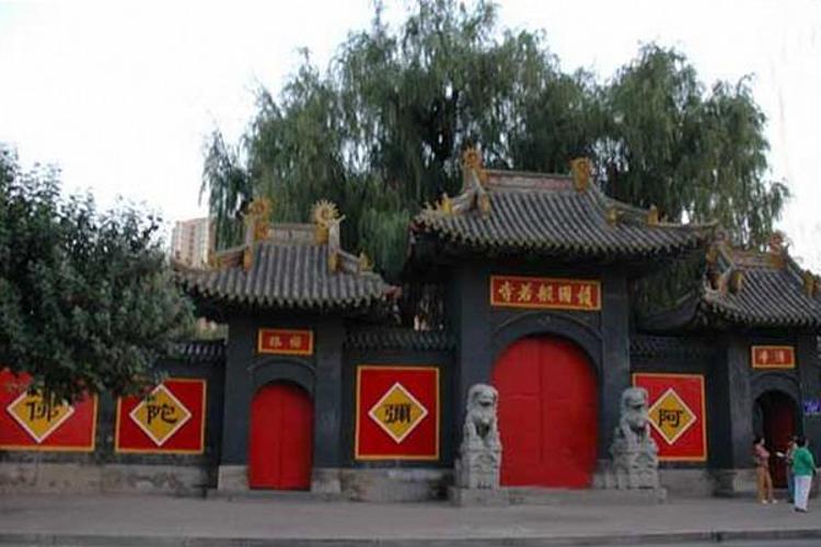 般若寺旅游