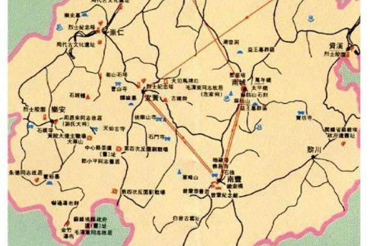 南城县旅游