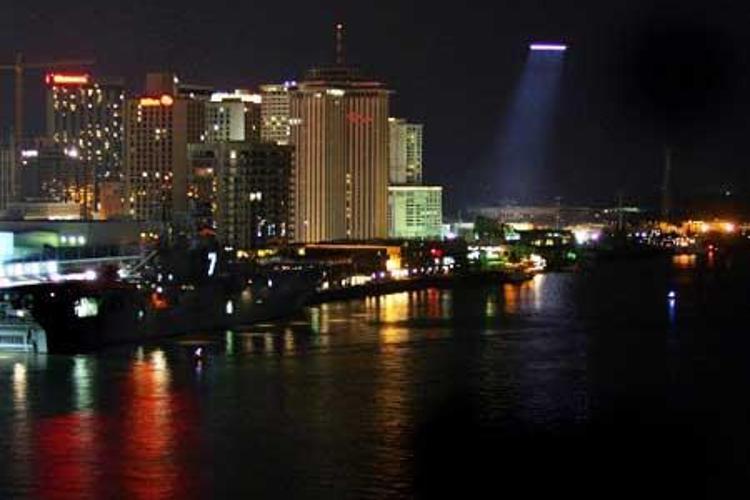 路易斯安那州旅游