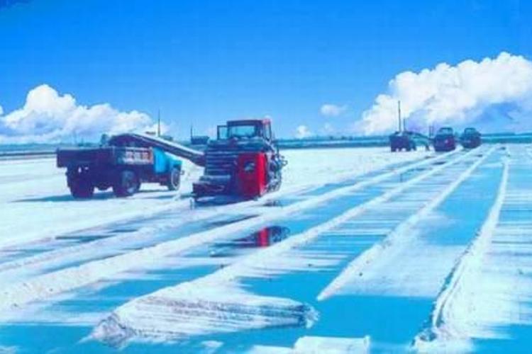 盐业风情游览区旅游