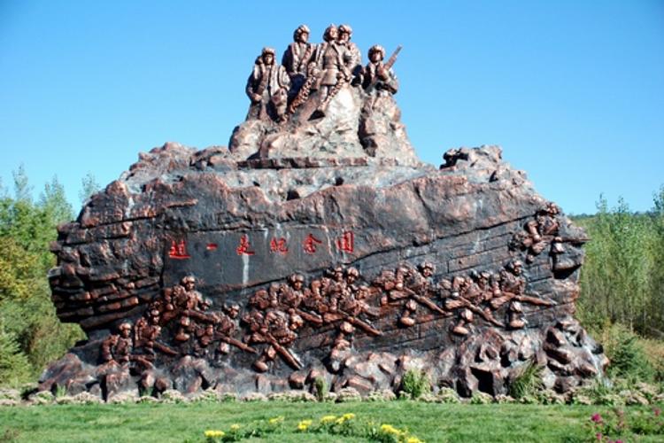 春秋岭风景区旅游
