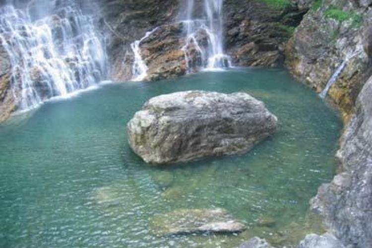 庐山瀑布群旅游