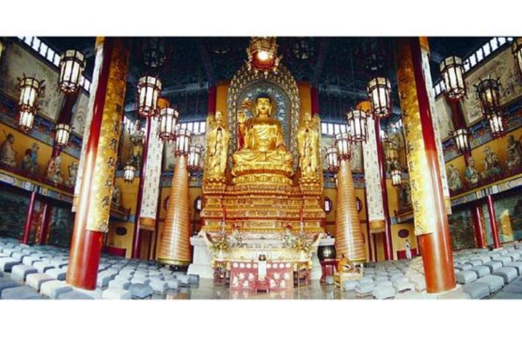 高旻寺旅游