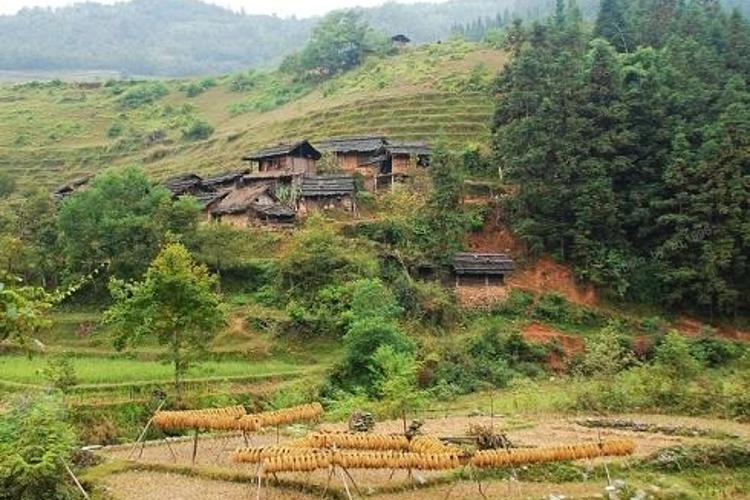 从江县旅游