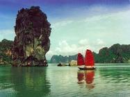 广西南宁+北海+越南下龙湾+河内7日游❣含天堂岛、月亮湖❣含落地签
