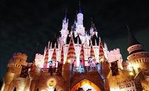 北京飞机往返 香港纯玩三天两晚全天迪士尼+一天自由活动 香港迪士尼越夜越美妙