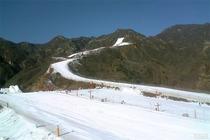 桃花峪滑雪一日游郑州出发 包含车、导、雪具,旅游险
