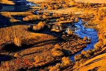 金秋穿越克什克腾旗-乌兰布统草原-浑善达克沙地-达里湖-贡格尔-蟠龙山7日游