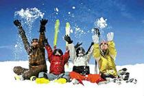 兴隆山滑雪1日游❀冰雪世界之旅试滑体验(含往返车费、不限时滑雪、保险)