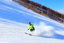 蓟州☣国际滑雪场一日游<赠暖宝宝>