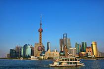 机票+航班自选>杭州西湖游船-飞来峰—上海东方明珠-外滩-城隍庙-南京路4日游