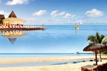 毛里求斯+迪拜7晚9日游(5晚半岛湾海滩酒店,2晚迪拜市区五星酒店,接送机)