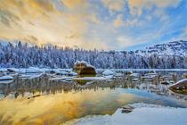 畅销❄冬季特惠☛休闲度假☛东方瑞士☛喀纳斯禾木双卧纯玩四日游