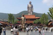 南通出发苏州+周庄+无锡+南京4日游(狮子林、寒山寺、灵山大佛、中山陵)