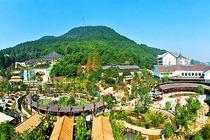 (咸宁三江森林温泉)双人2日游,住三江森林温泉度假村酒店+双人温泉门票+双早
