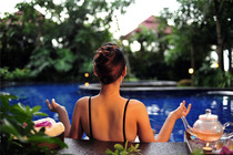 <双皇冠卖家>阳江春都温泉-日式木屋两天游!含2人无限次温泉+私家温泉池